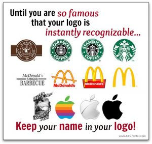 Famous logo examples