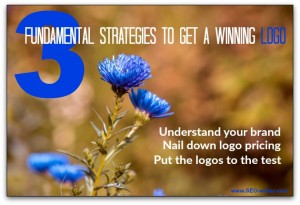 3 logo strategies