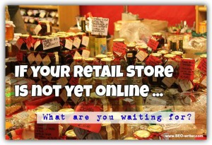 Get your retail store online